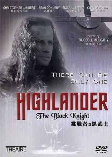 Highlander-The Black Knight - Set Dvd Highlander Box