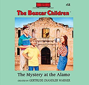 The Mystery at the Alamo Audiobook