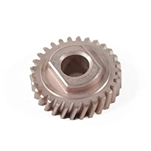 1 X PART # 9706529, AP3594375 KITCHENAID STAND MIXER WORM FOLLOWER GEAR FOR 5qt AND 6qt MODELS