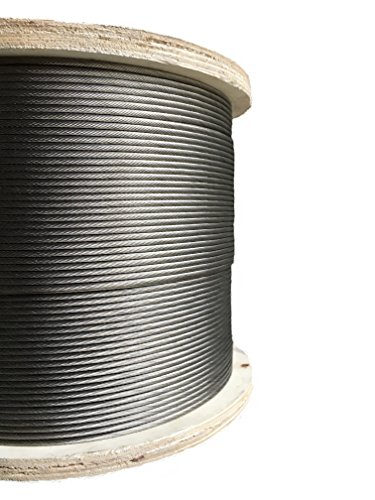 Stainless Steel Aircraft Cable 1/8
