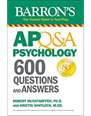 AP Q&A Psychology: 600 Questions and Answers