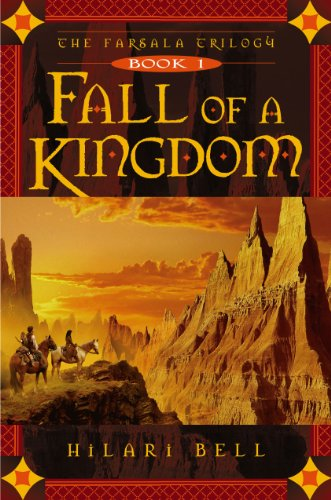 Fall of a Kingdom (The Farsala Trilogy)