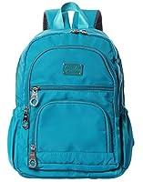 Veenajo Nylon Small Waterproof Casual Lightweight Backpack Travel Daypack Purse