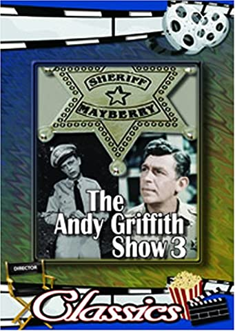 Andy Griffith Volume 3 (Andy Griffith Third Season)