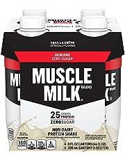 Muscle Milk Genuine Protein Shake, Cookies 'N Crème, 25g Protein, 11 FL OZ, 12 Count