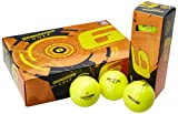 Bridgestone Golf 2015 e6 Golf Balls , Yellow, Pack of 12