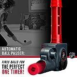 Franklin Sports Automatic Mini Hockey Ball Passer - Knee Hockey Ball Passer- Includes Six Mini Hockey Balls - NHL Licensed