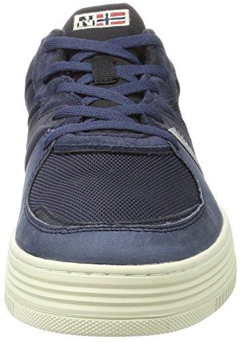 blue Nestor Napapijri Sneaker N65 Marine Uomo Blu wP6qz6A
