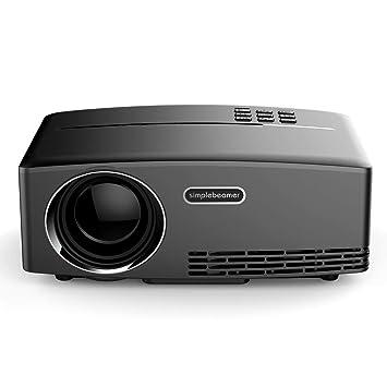 Proyector HD 1080p De por Vida 30000 Horas O MáS Experiencia De ...