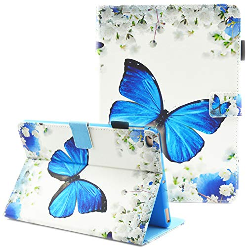 iPad Mini Case, iPad Mini 2 Case, iPad Mini 3 Case, iPad Mini 4 Case, Fvimi Multi-Angle Viewing Folio Smart Leather Cover with Auto Sleep/Wake Function for Apple iPad Mini ()