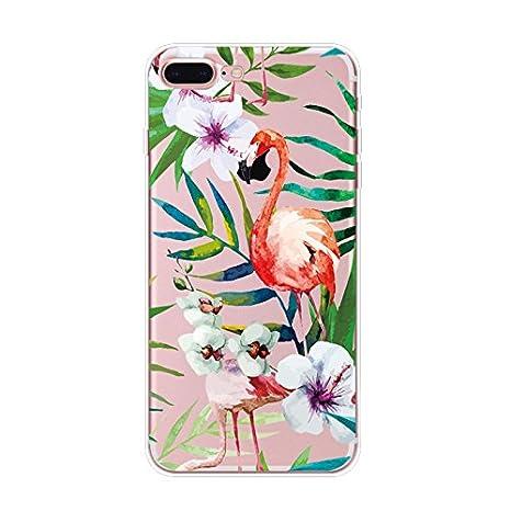 flamant rose coque iphone 7