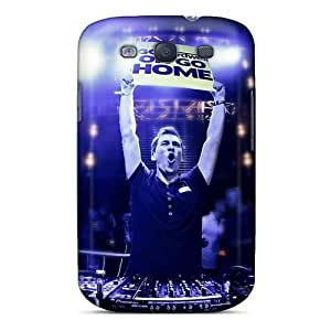 Scratch Resistant Hard Cell-phone Case For Samsung Galaxy S3 With Custom Attractive Coldplay Band Pictures RitaSokul