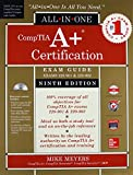 img - for CompTIA A+ Certification All-in-One Exam Guide, Ninth Edition (Exams 220-901 & 220-902) book / textbook / text book