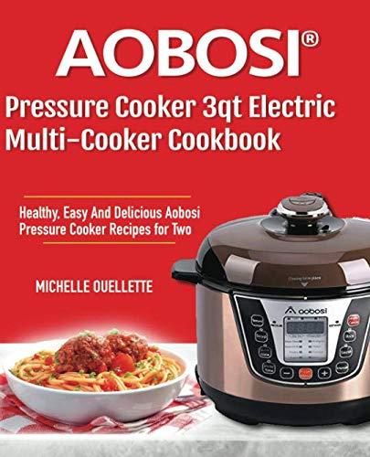 Aobosi pressure cooker 3qt  electric multi-cooker: Healthy,