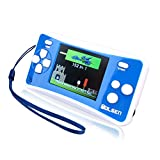 "WOLSEN 2.5"" Color Portable Handheld Game Console w/152 Games & speaker (Blue)"