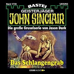 Das Schlangengrab (John Sinclair 1730)