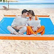 Beach Blanket Waterproof Sandproof, Sand Free Beach