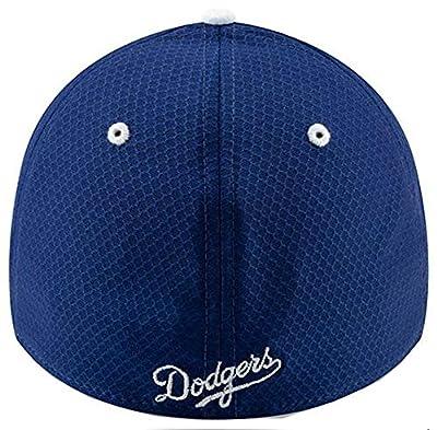 New Era 2019 MLB Los Angeles Dodgers Bat Practice Home Hat Cap 39Thirty 11900156