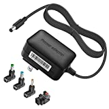 ac dc adapter 9v - BENSN Versatile 9V Power Supply Adapter Charger Cord for Casio Keyboard Piano SA46 / SA78 / CTK1100 / CTK1200 / CTK 4200 / LK120 / LK280 / XWG1 / WK220 and More, Connector Positive (+) Center