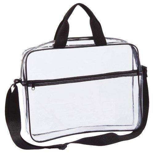 plastic Clear Portfolio Briefcase product image