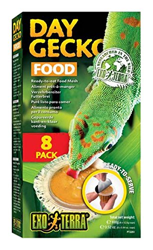 Hagen Exo Terra Day Gecko Food (Includes 8 Individual Prepared Cups)
