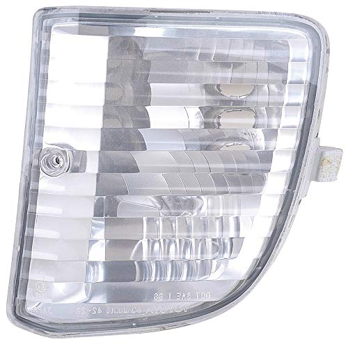 For 2001 2002 2003 Toyota Rav4 Front Parking Signal Light lamp Assembly Driver Left Side Replacement TO2530139