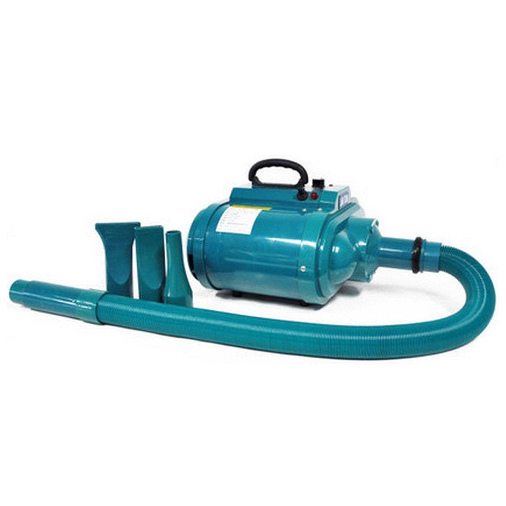 Dog Dryer 3300W Pet Water Blower 4 Speed Hair Full Copper Motor Double for Motor Mute Heating