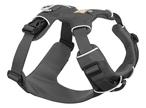 Ruffwear - Front Range All-Day Adventure Harness for Dogs, Twilight Gray (2017), Medium
