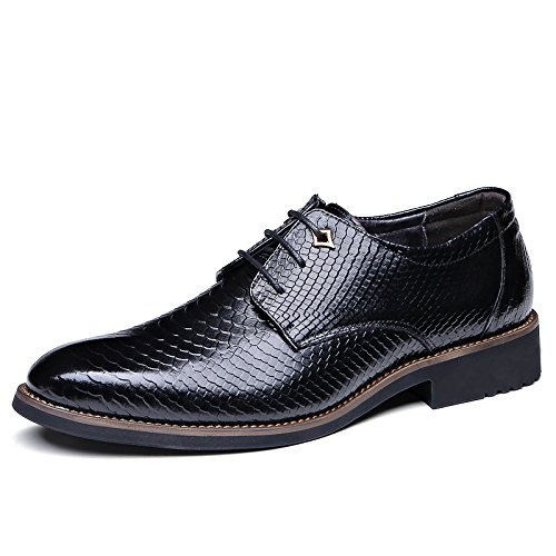 Leather Slip Business Geniune Dress Shoes Comfortable Toe Casual Shoes On Dress For Men Mens Shoes Black Loafer Splink Moc Shoes WqIXCS