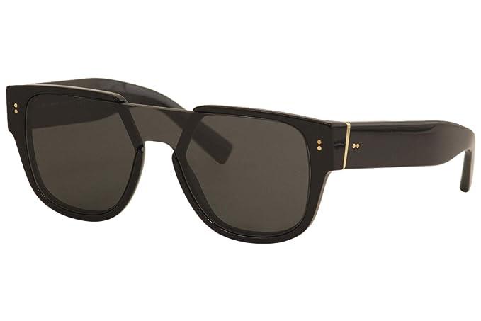 Dolce & Gabbana 0DG4356 Gafas de sol, Black, 50 para Hombre ...