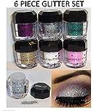 Beauty Treats Loose Glitter Powder Cosmetics Pro LOOSE GLITTER… (1 SET)