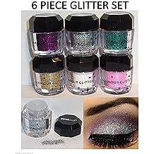 Beauty Treats SETS Loose Glitter Powder Cosmetics Pro LOOSE GLITTER…