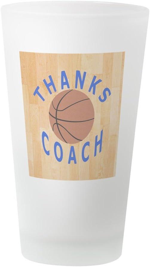 CafePress – gracias entrenador de baloncesto regalo Mag – Vaso, 16 ...