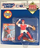 1995 KENNER STARTING LINEUP MLB EXTENDED SERIES TOM PAGNOZZI ST LOUIS CARDINALS SEALED IN PACKAGE