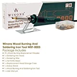 WINONS Wood Burning Kit for Adults