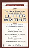 img - for New American Handbook of Letter Writing book / textbook / text book