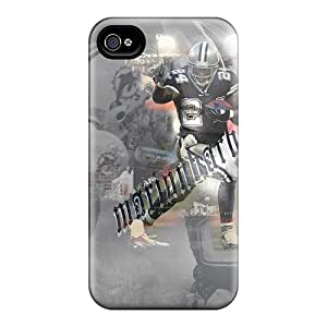 High Quality Ors1573gupx Dallas Cowboys Tpu Case For Iphone 4/4s