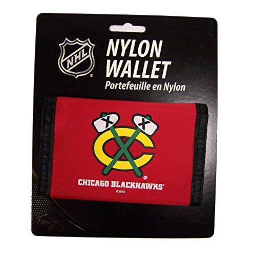 NHL Chicago Blackhawks Nylon Wallet