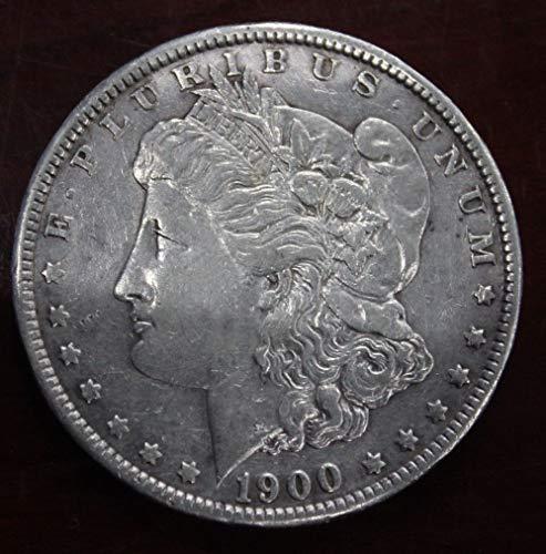 1900 Philadelphia Morgan Silver Dollar $1 na ()