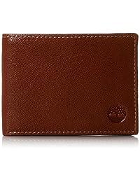 Timberland Men's Cavalieri Wallet with Pass Case