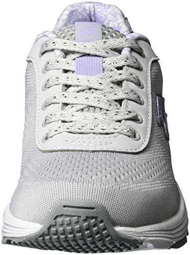 Lotto Damen Superlight One W Sneakers Grau (GRY LUN/Wht)