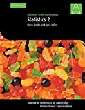 img - for Statistics 2 (International) (Cambridge International Examinations) book / textbook / text book