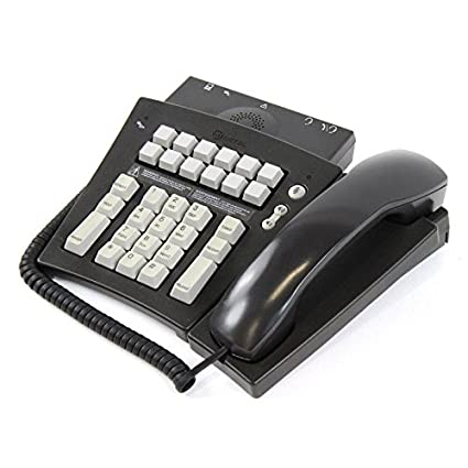 Amazon com : Mitel 3300 ICP 5550 IP Console Dark Grey North
