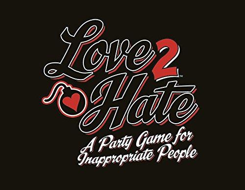 Green Ronin Love 2 Hate Game