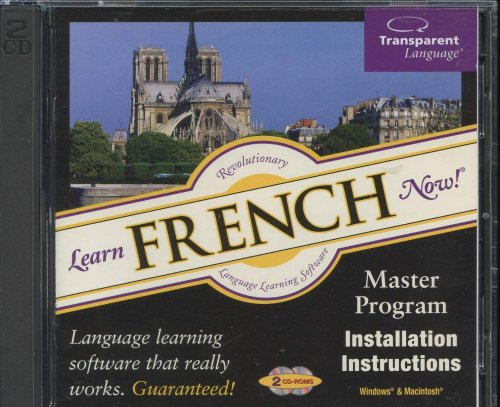 learn french now version master program