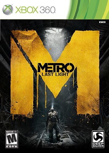 Metro Last Light   Xbox 360