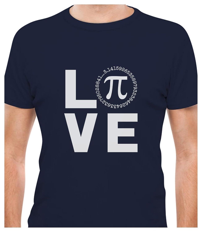 TeeStars - I Love Pi - Happy Pi day Geeky Math Celebration T-Shirt