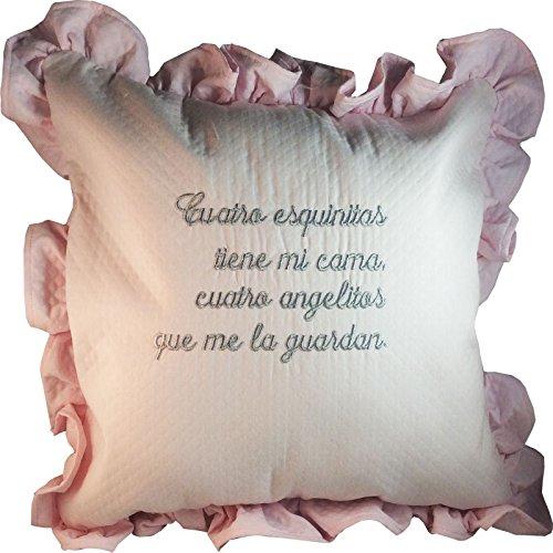 cojin oracion rosa: Amazon.es: Handmade