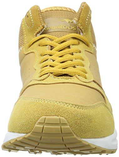 1000 Kangaroos Uomo Kangaroos AmberSneaker Beigewheat AmberSneaker E29WHIYD