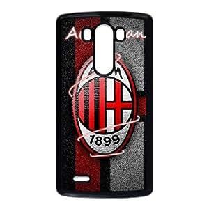 LG G3 cell phone cases Black AC Milan fashion phone cases GFL2857595